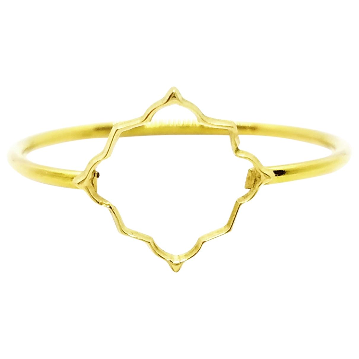 Anillo de Oro amarillo Non Signe / Unsigned