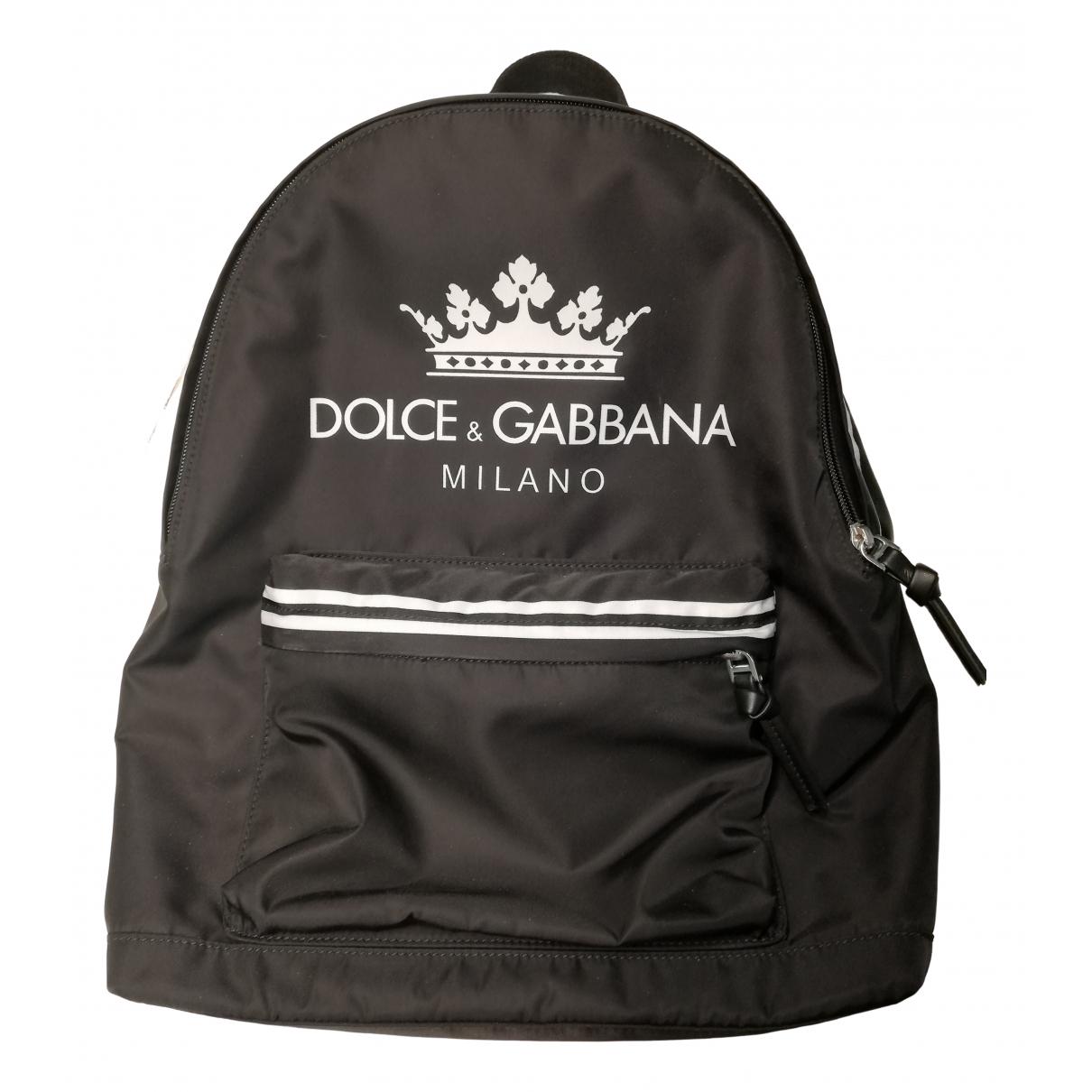 Dolce & Gabbana \N Black bag & Pencil cases for Kids \N
