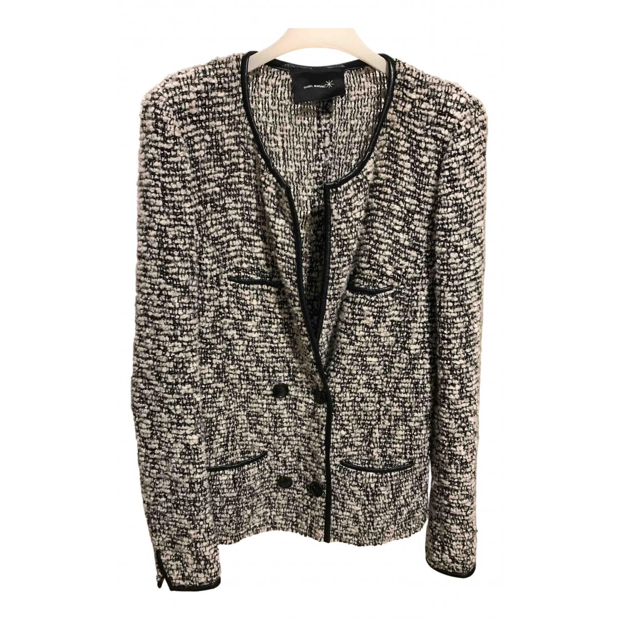 Isabel Marant - Veste   pour femme en laine - noir