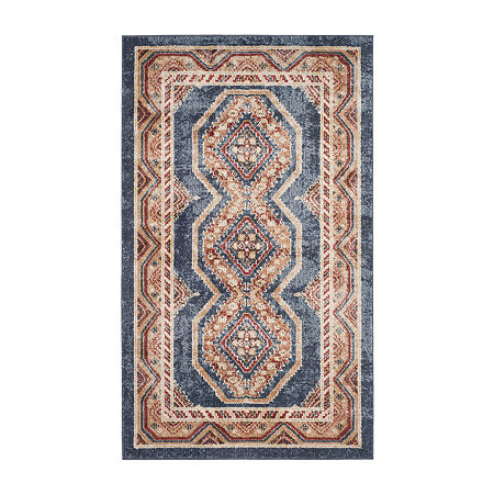 Safavieh Alvin Traditional Rug, One Size , Blue