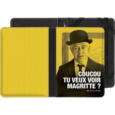 Sony Reader PRS-T1 eBook Reader Huelle - Tu Veux Voir Magritte von Fists Et Lettres