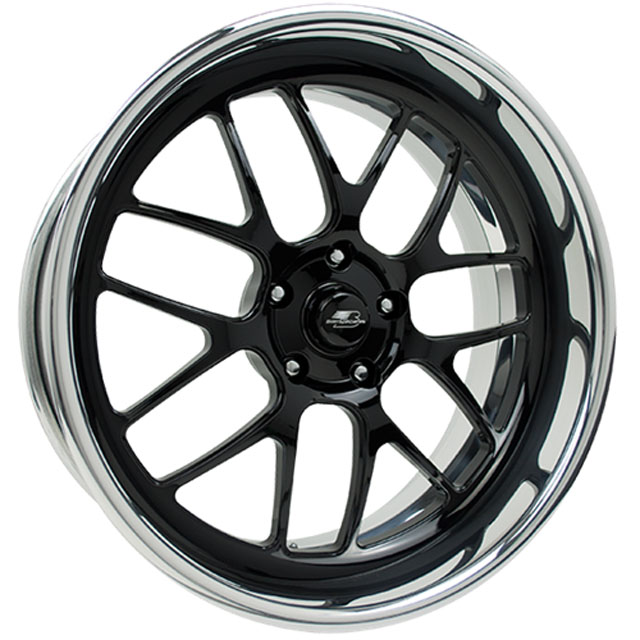 Billet Specialties MX10215Custom Grand Prix Wheel 20x15