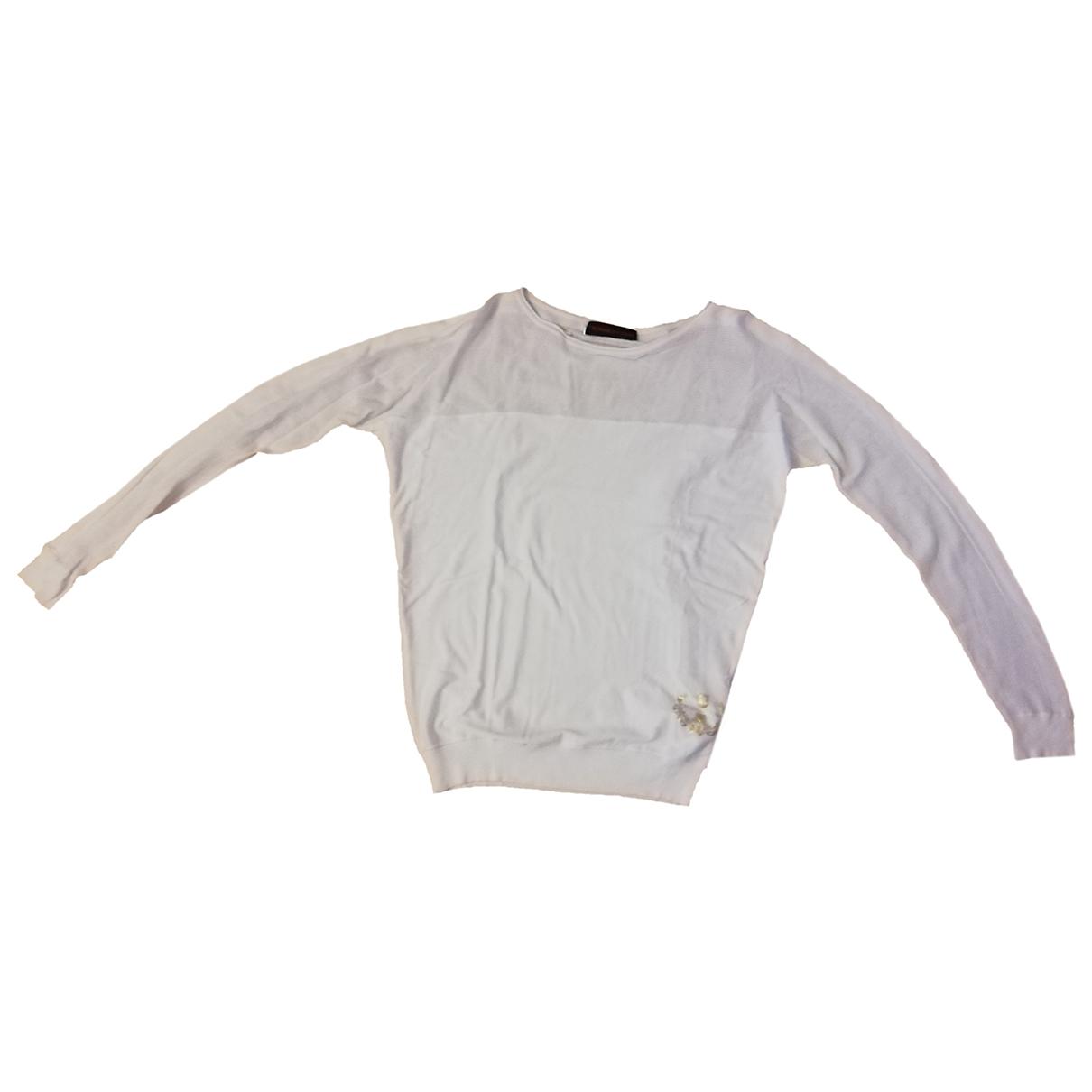 Trussardi Jeans \N White Knitwear for Women XS International