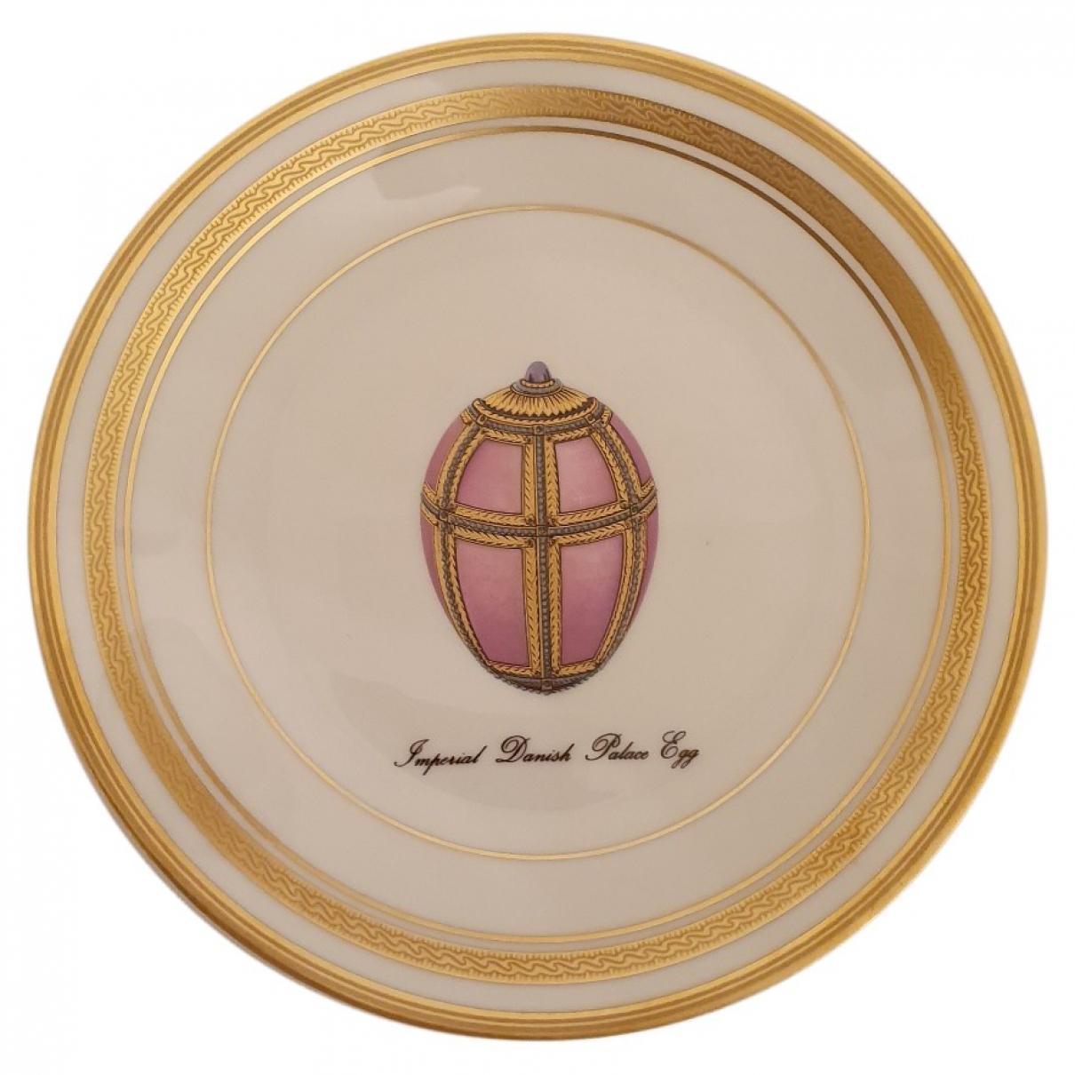 Faberge - Arts de la table   pour lifestyle en porcelaine - beige
