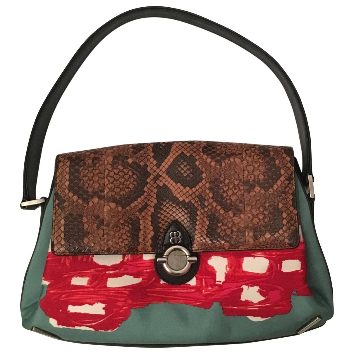Balenciaga - Sac a main   pour femme en cuir - multicolore