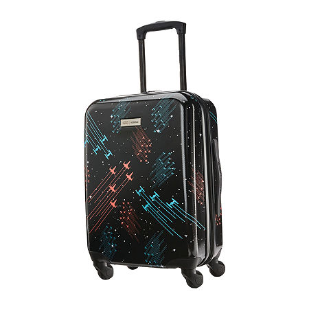 American Tourister Star Wars Galaxy Star Wars 20 Inch Hardside Lightweight Luggage, One Size , Multiple Colors