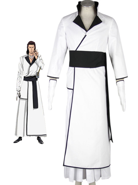 Milanoo Bleach Coyote Starrk Cosplay Costume Halloween