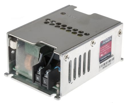 TRACOPOWER , 60W Embedded Switch Mode Power Supply SMPS, 24V dc, Enclosed