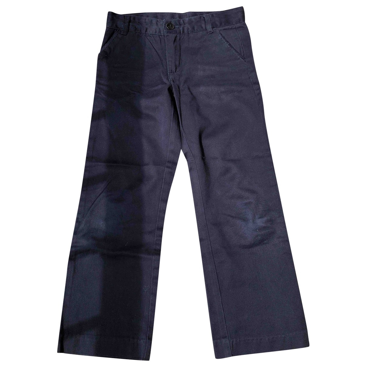 Jacadi \N Navy Cotton Trousers for Kids 6 years - up to 114cm FR