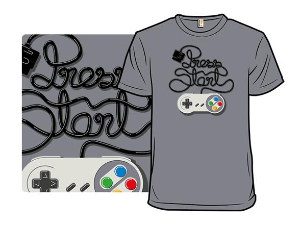 Super Start T Shirt