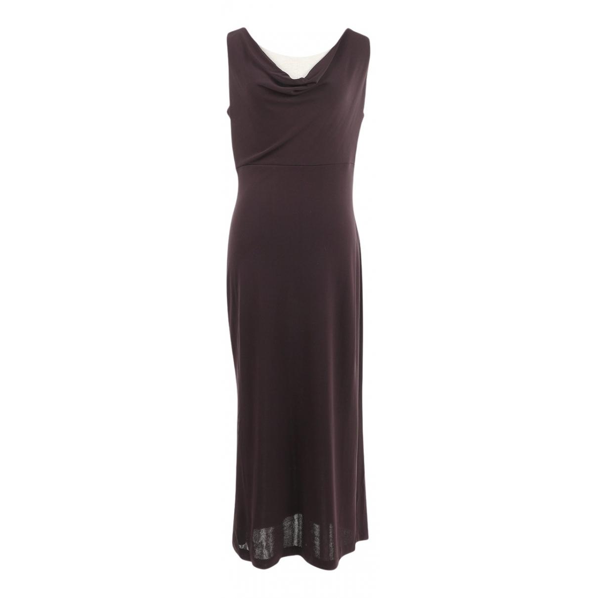Diane Von Furstenberg \N Kleid in  Lila Synthetik