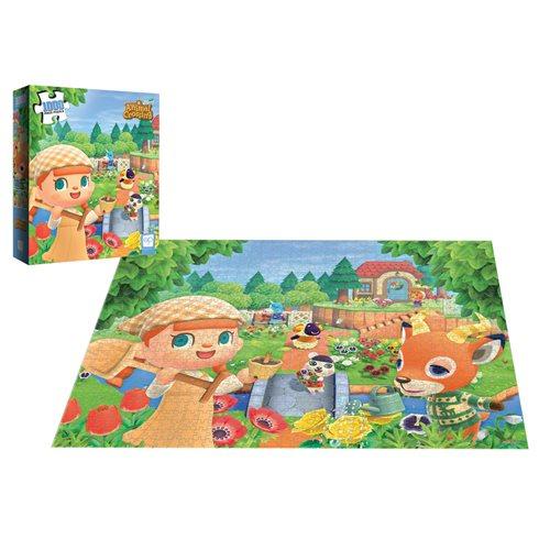 Animal Crossing New Horizons 1,000-Piece Puzzle