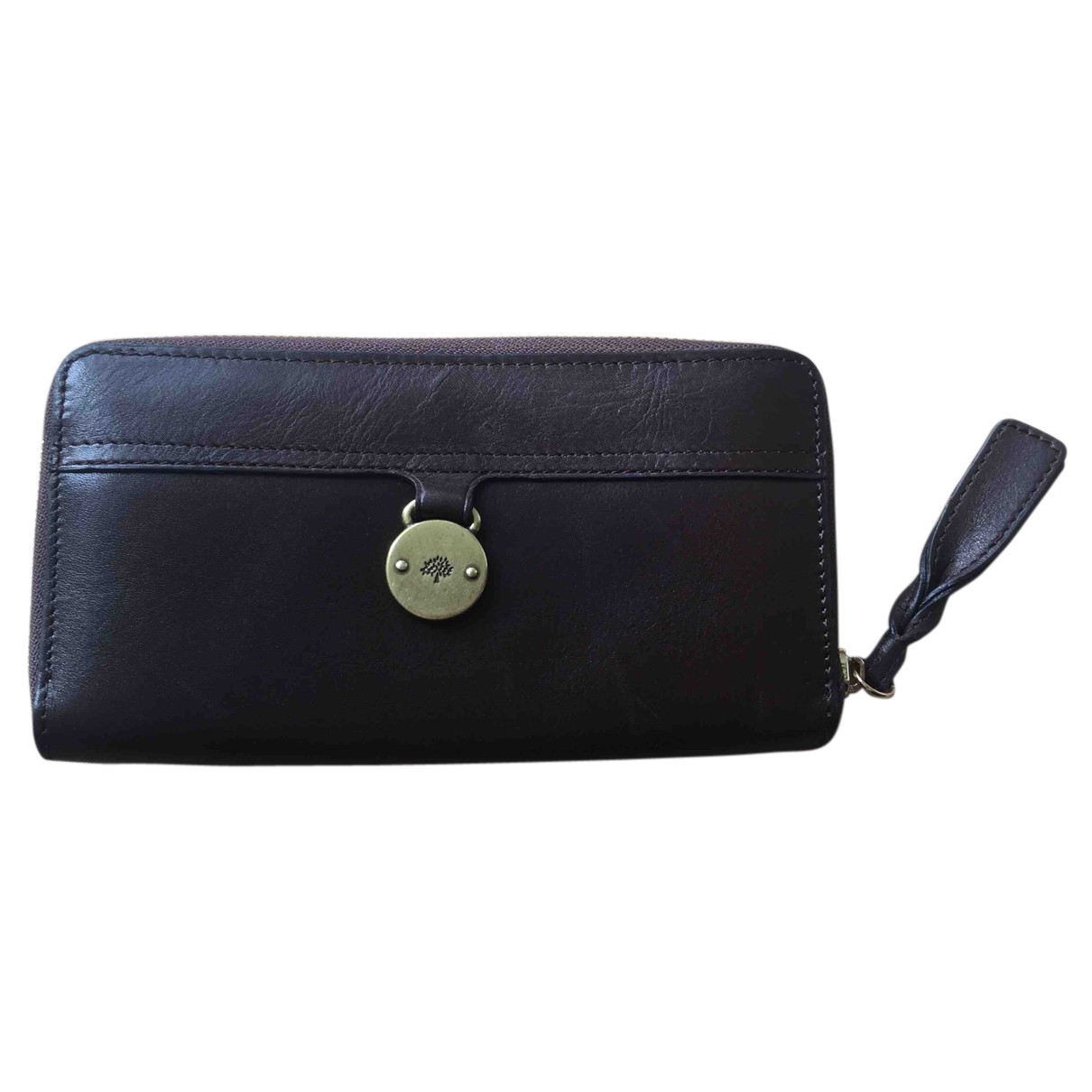 Mulberry N Brown Leather Clutch bag for Women N
