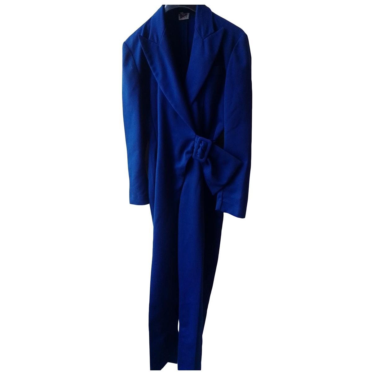 Non Signé / Unsigned \N Blue jumpsuit for Women 46 IT