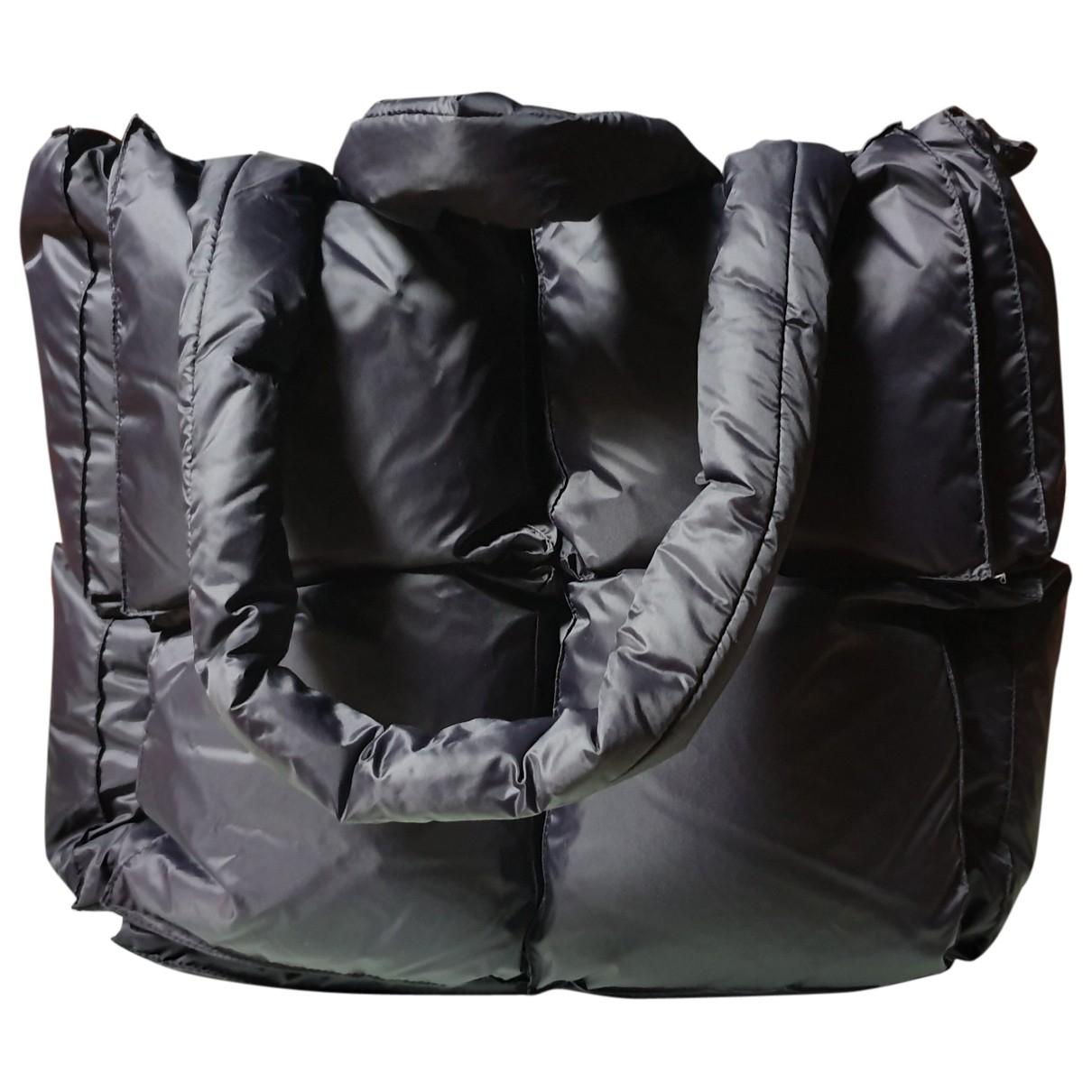 Off-white \N Black handbag for Women \N