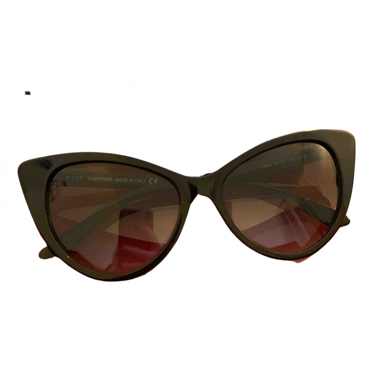 Tom Ford N Black Sunglasses for Women N