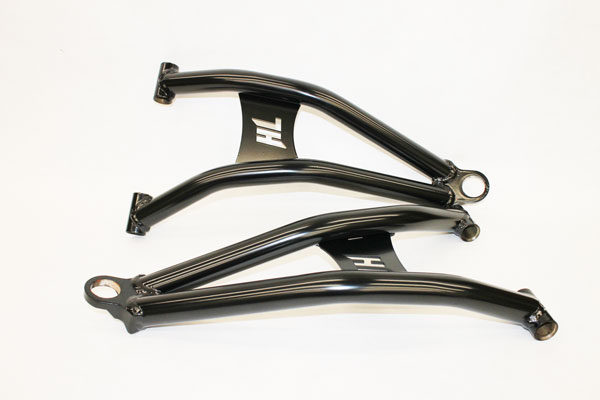 High Lifter MCFLA-P1SCR-R Red Front Lower Control Arms Polaris Sportsman 550 | 850 | 1000 | Scrambler 850 | 1000 09-19