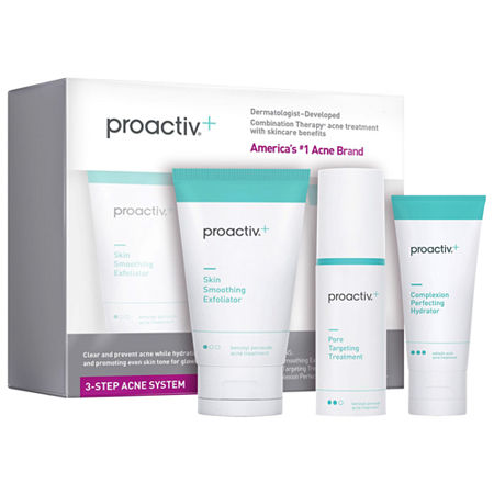 Proactiv Proactiv+ 3-Step System, 30 Day Introductory Size, One Size , Multiple Colors