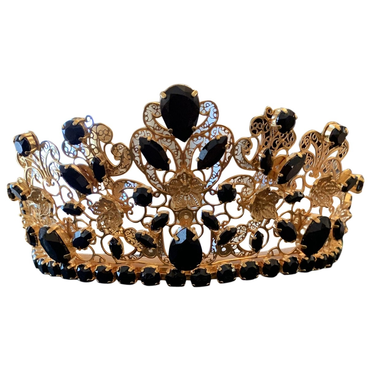 Dolce & Gabbana \N Haarschmuck in  Gold Metall