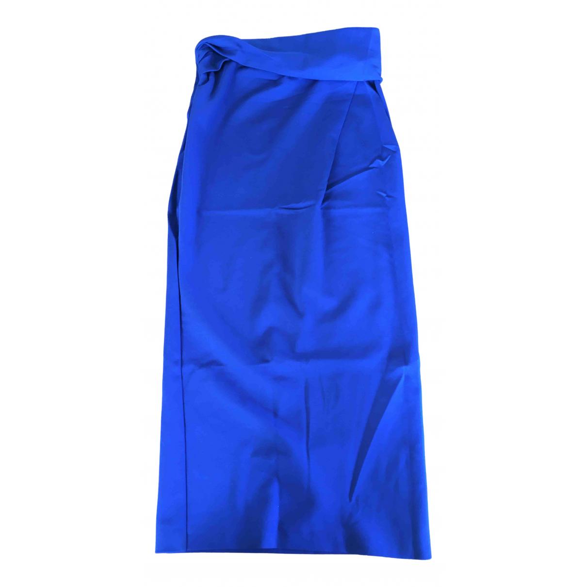 Jil Sander \N Blue dress for Women 34 FR