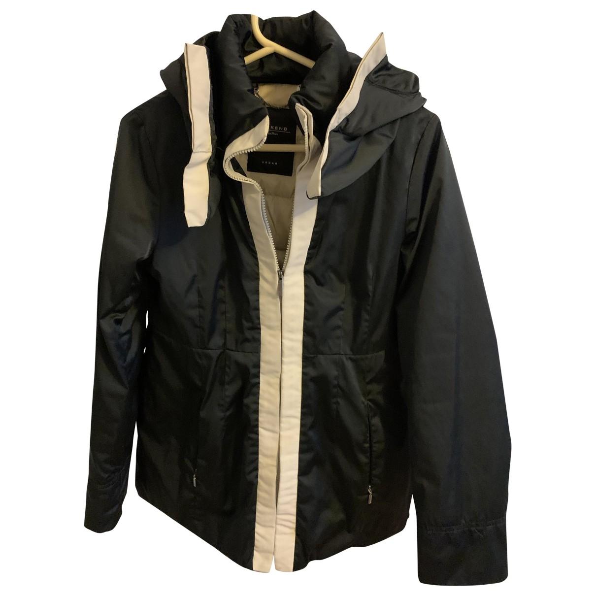 Max Mara Weekend \N Black coat for Women 8 UK