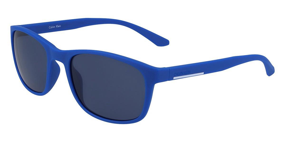 Calvin Klein CK20544S 406 Mens Sunglasses Blue Size 56