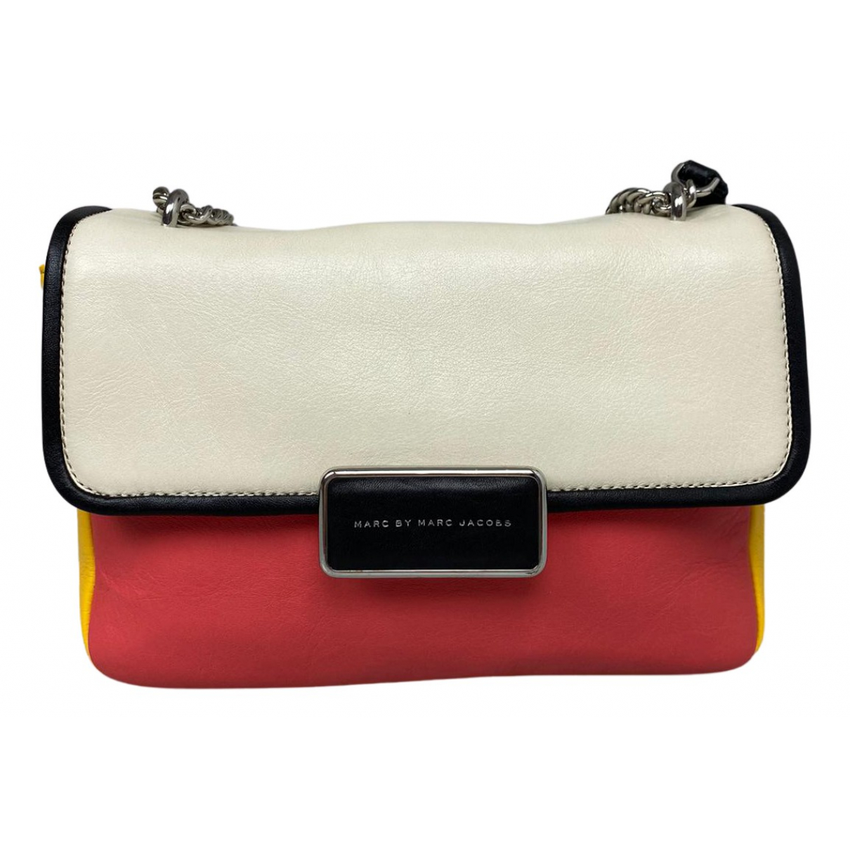 Marc By Marc Jacobs N Multicolour Leather handbag for Women N