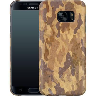 Samsung Galaxy S7 Smartphone Huelle - Camo Bark von caseable Designs