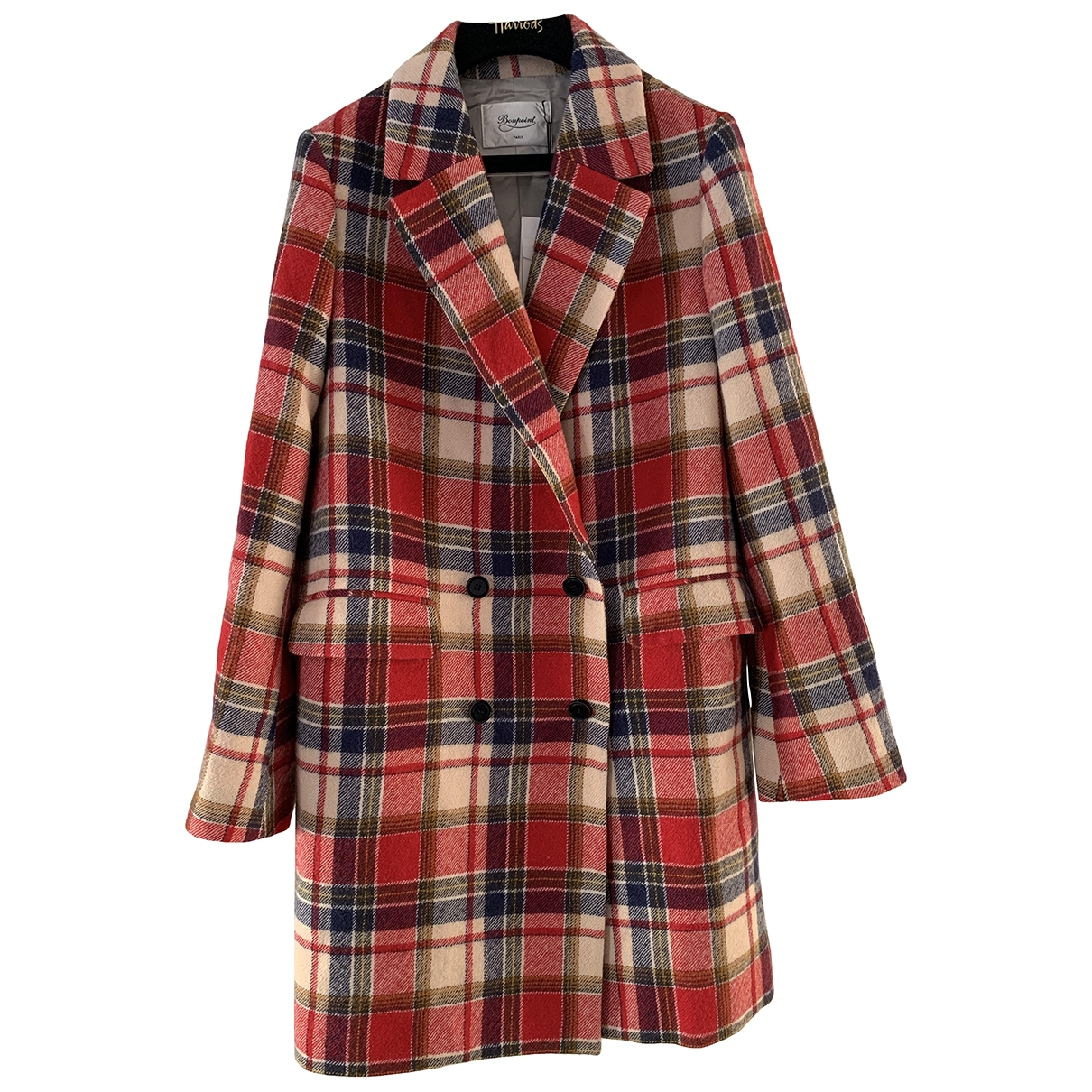 Bonpoint \N Multicolour Wool coat for Women 40 FR