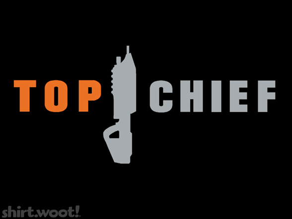 Top Chief T Shirt