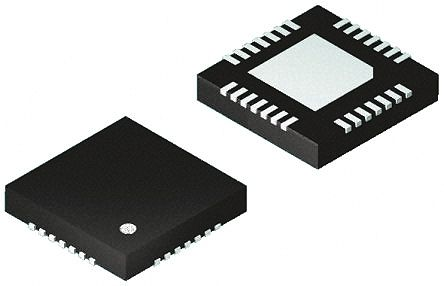 Silicon Labs CP2101-GM, USB Controller, 921.6kbps, USB to UART, 3.3 V, 28-Pin QFN (2)