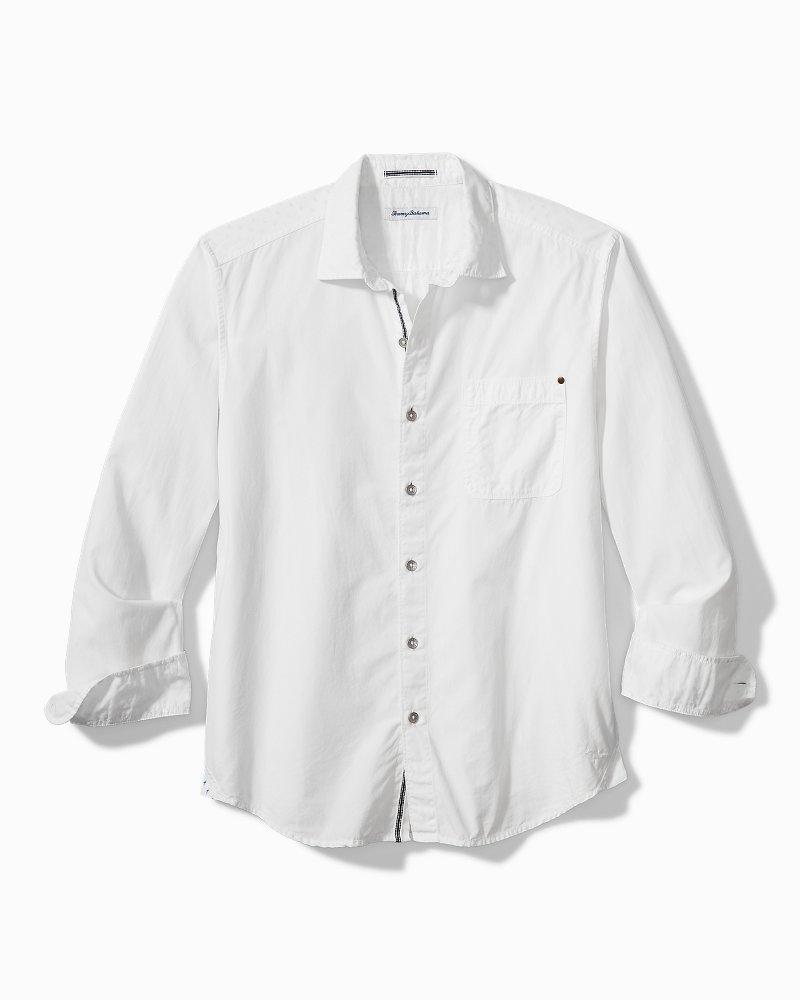 Big & Tall Paradise Poplin Shirt