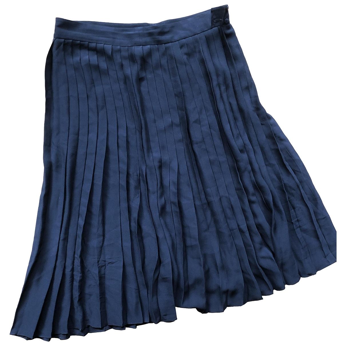 Gucci \N Black Silk skirt for Women 40 IT