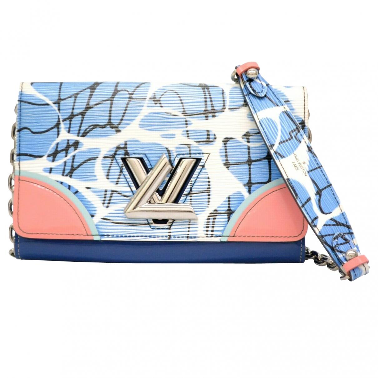 Pochette Twist de Cuero Louis Vuitton