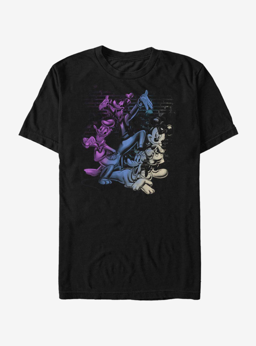 Disney Mickey Mouse And Friends T-Shirt