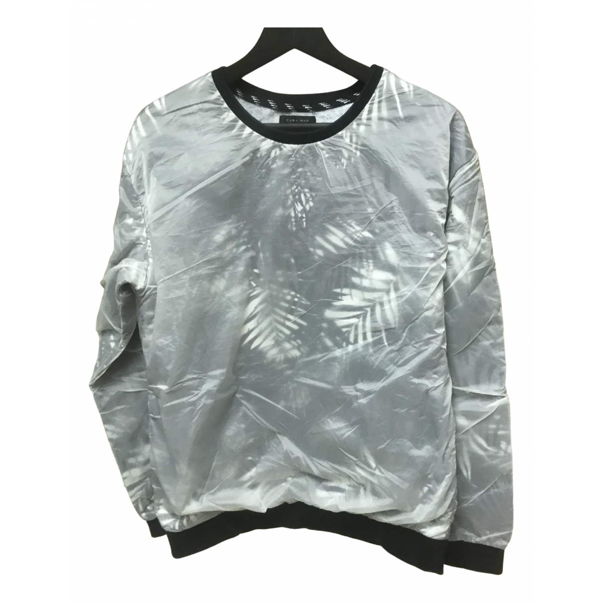 Zara \N Pullover.Westen.Sweatshirts  in  Bunt Baumwolle