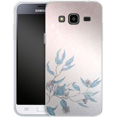 Samsung Galaxy J3 (2016) Silikon Handyhuelle - Harmony von Stephanie Breeze
