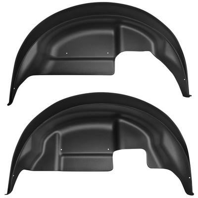 Husky Liners Wheel Well Guards (Black) - 79151
