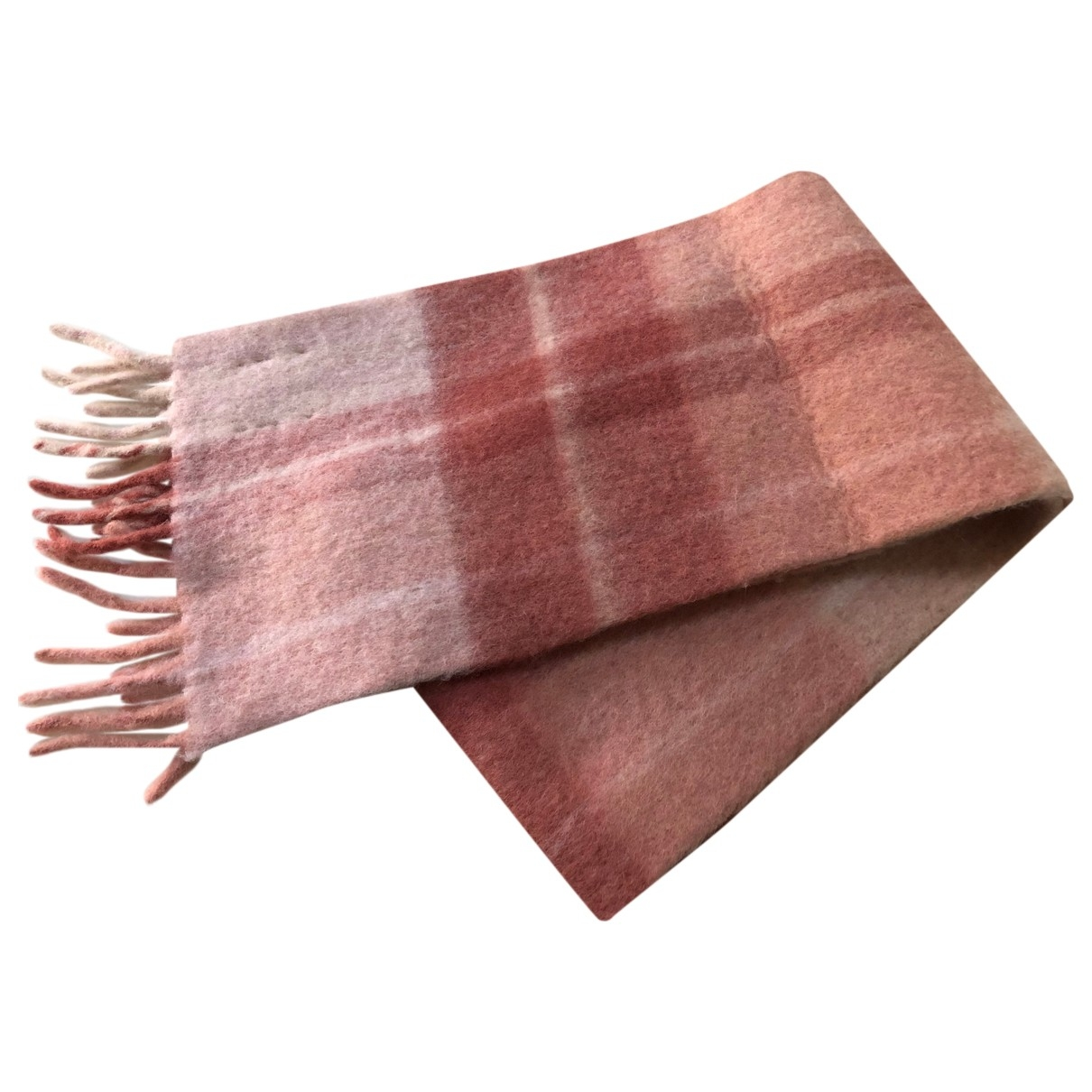 Holzweiler \N Pink Wool scarf for Women \N