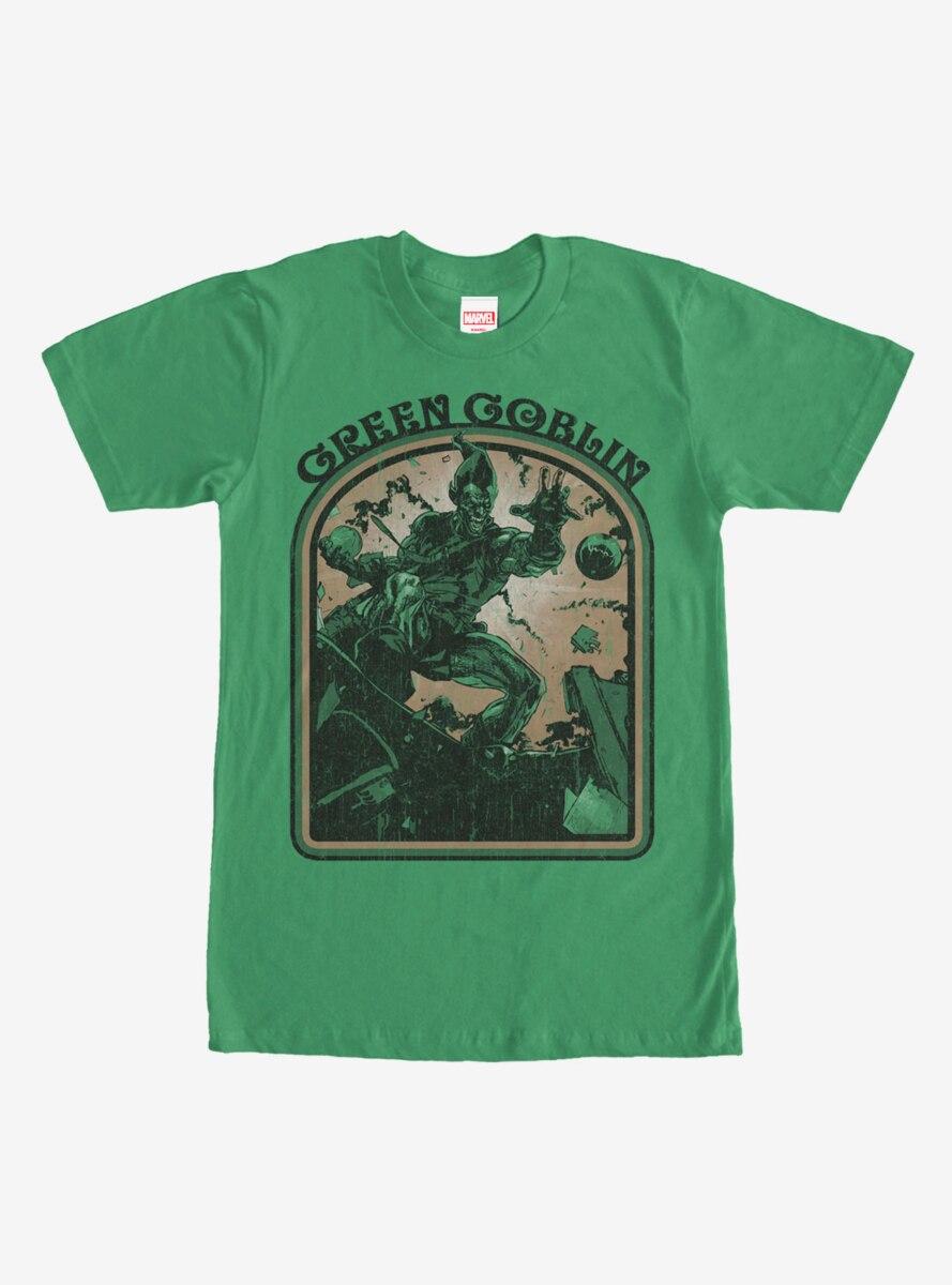 Marvel Green Goblin T-Shirt