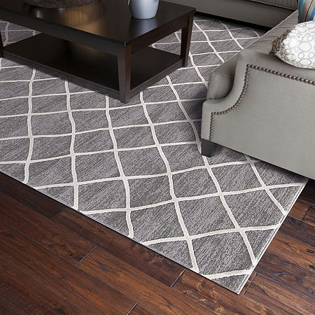 Concord Global Trading Thema Collection Teo Rug, One Size , Multiple Colors