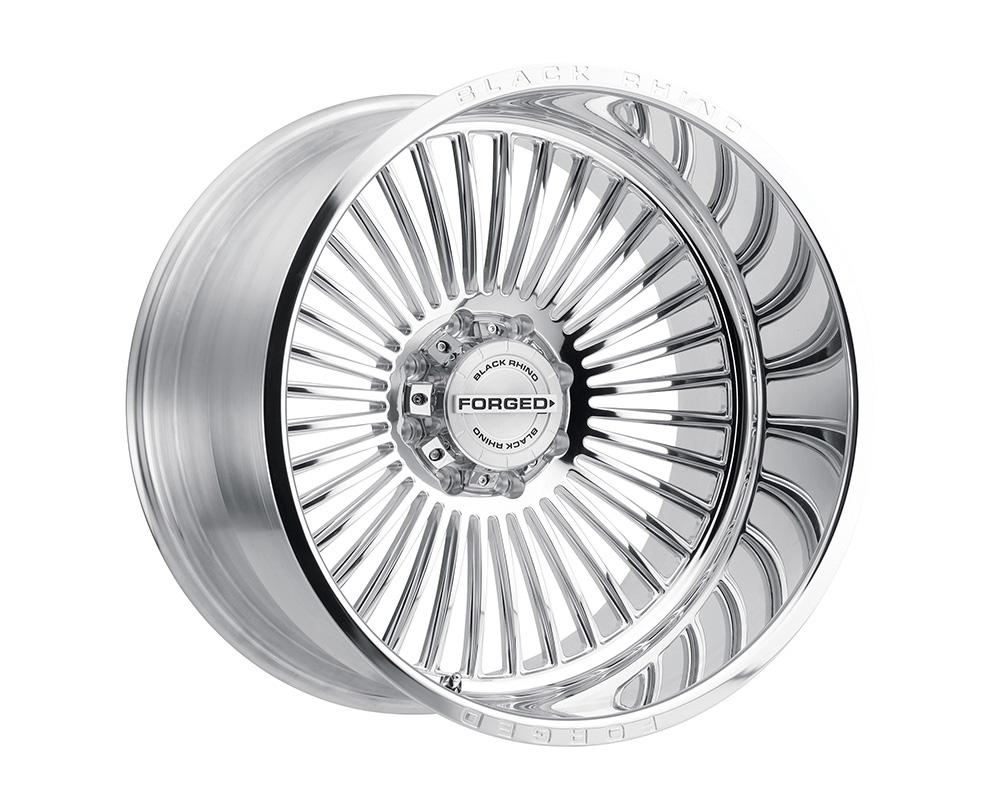 Black Rhino Horus Wheel 24x14 8x165.1 -76mm Polished