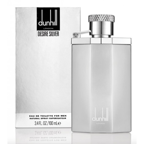 Desire Silver - Dunhill London Eau de toilette en espray 100 ML