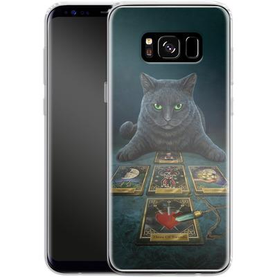 Samsung Galaxy S8 Silikon Handyhuelle - The Medium von Lisa Parker
