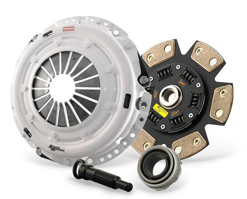 Clutch Masters 05090-HDC6-X FX400 Single Clutch Kit Dodge Caliber SRT-4 2.4L SRT-4 Turbo 6speed 08-09
