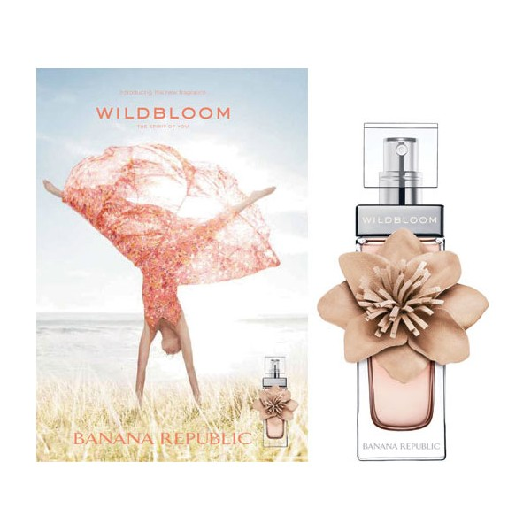 Banana Republic - Wild Bloom : Eau de Parfum Spray 3.4 Oz / 100 ml