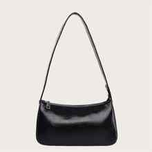 Minimalistische Baguette Tasche