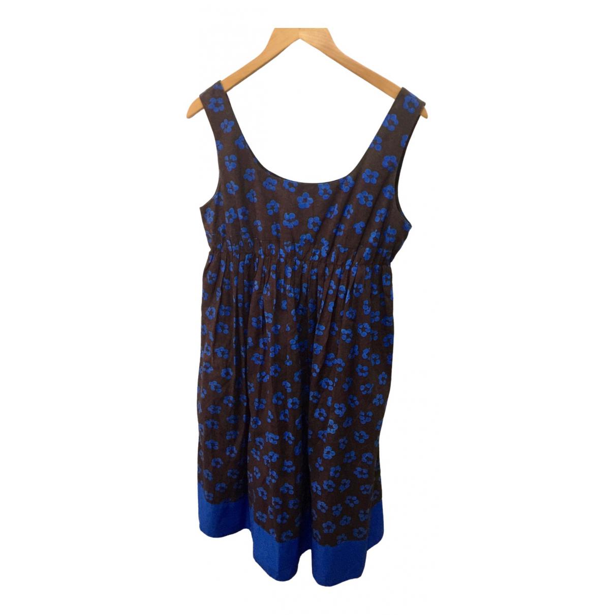 Toast \N Multicolour Cotton dress for Women 14 UK