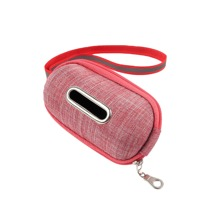 1 pieza dispensador de bolsas para desechos de perros