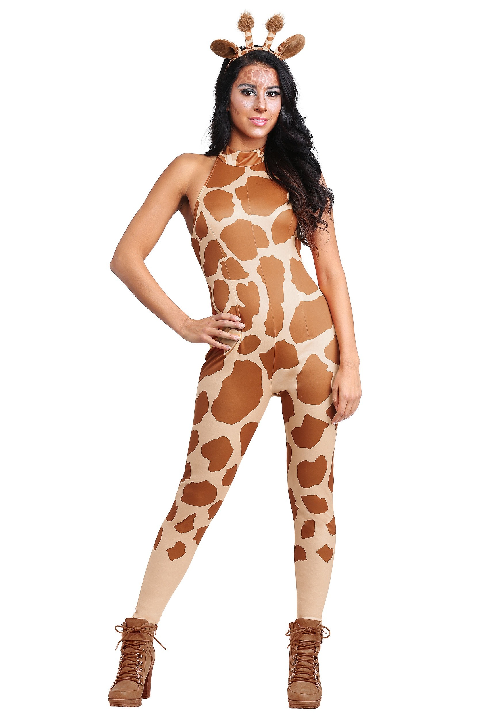 Sexy Giraffe Costume for Women